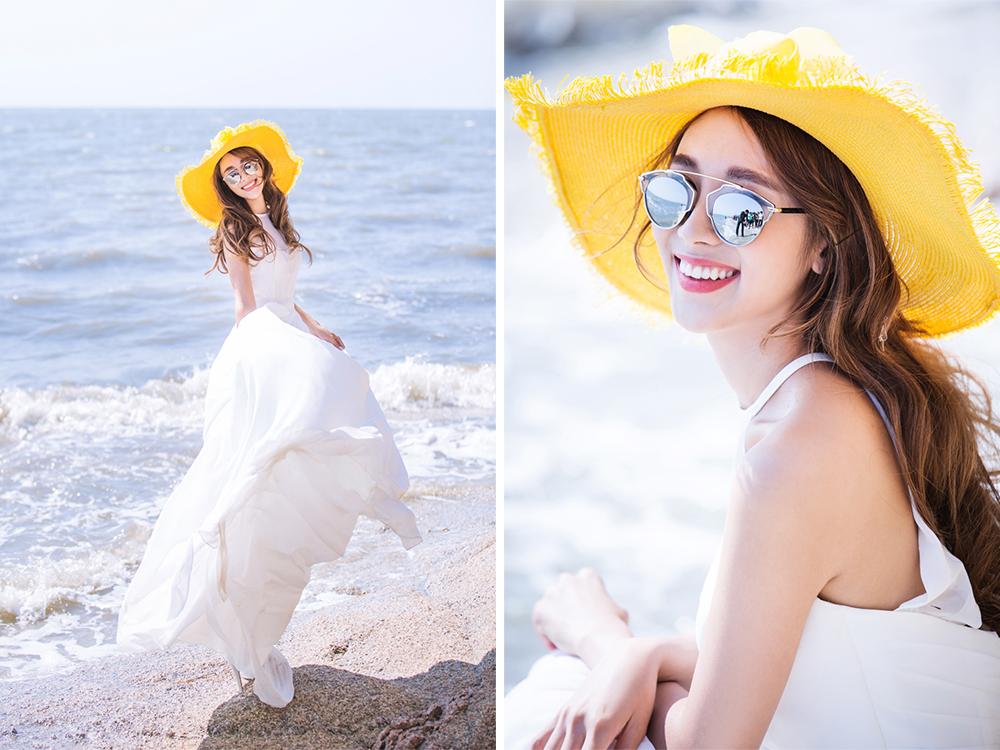 厦门最美海边婚纱照